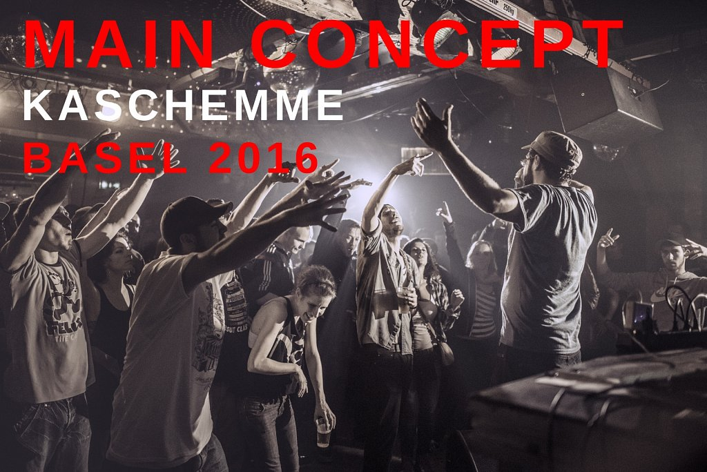 Pyro & Main Concept: Kaschemme 2016